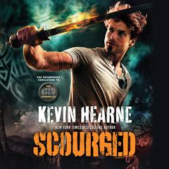 Scourged Audiobook, by Kevin Hearne