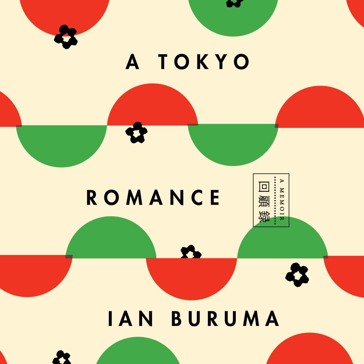 Printable A Tokyo Romance: A Memoir Audiobook Cover Art