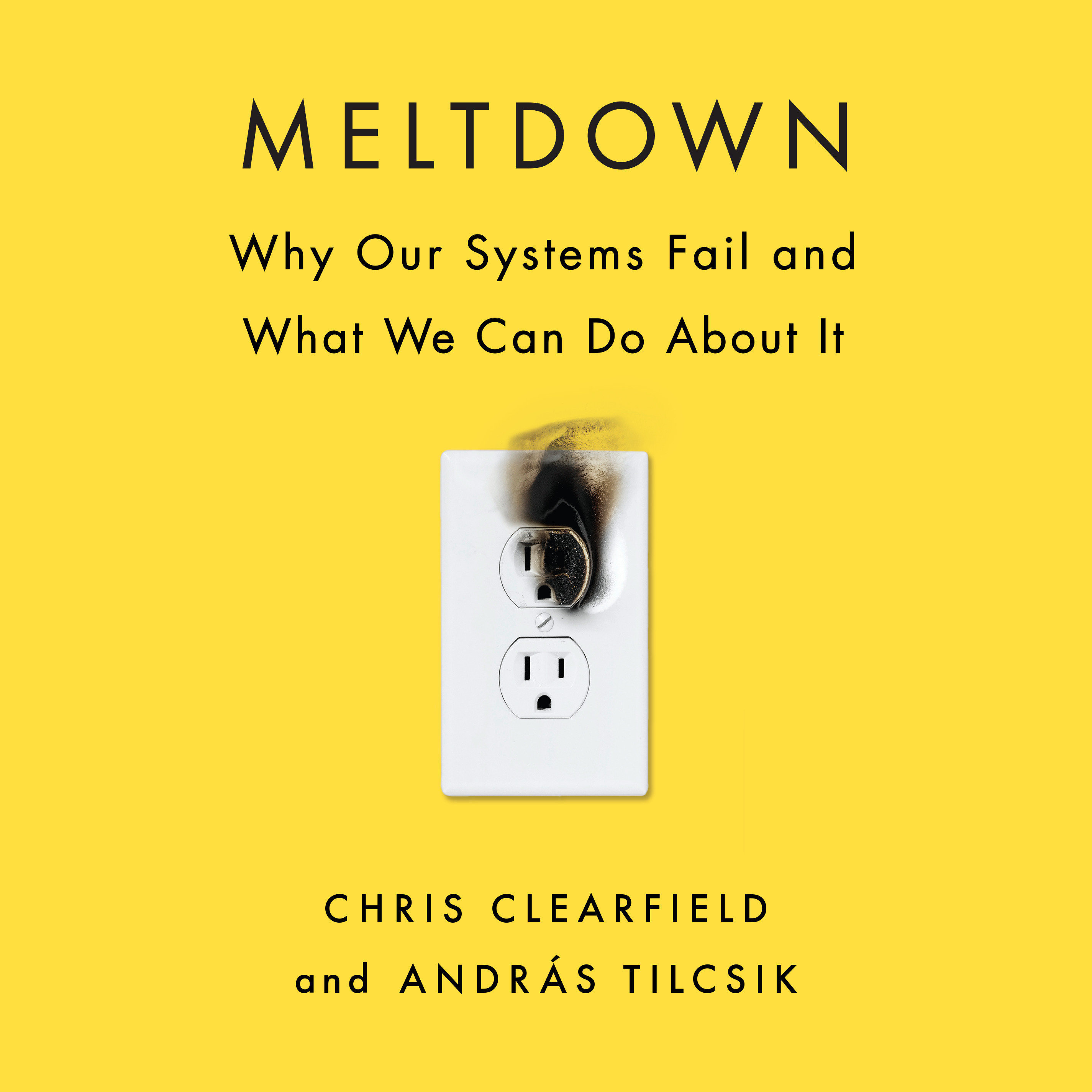 Printable Meltdown: Why Our Systems Fail and What We Can Do About It Audiobook Cover Art