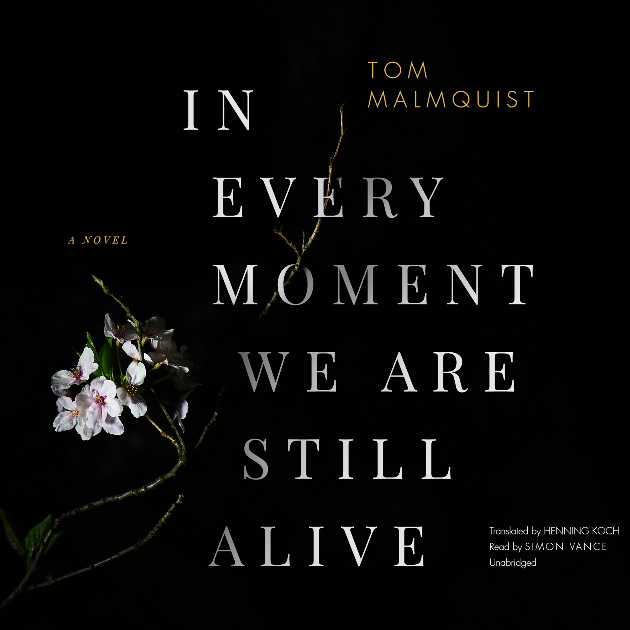 Printable In Every Moment We Are Still Alive Audiobook Cover Art