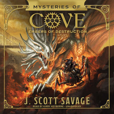 Embers of Destruction Audiobook, by J. Scott Savage