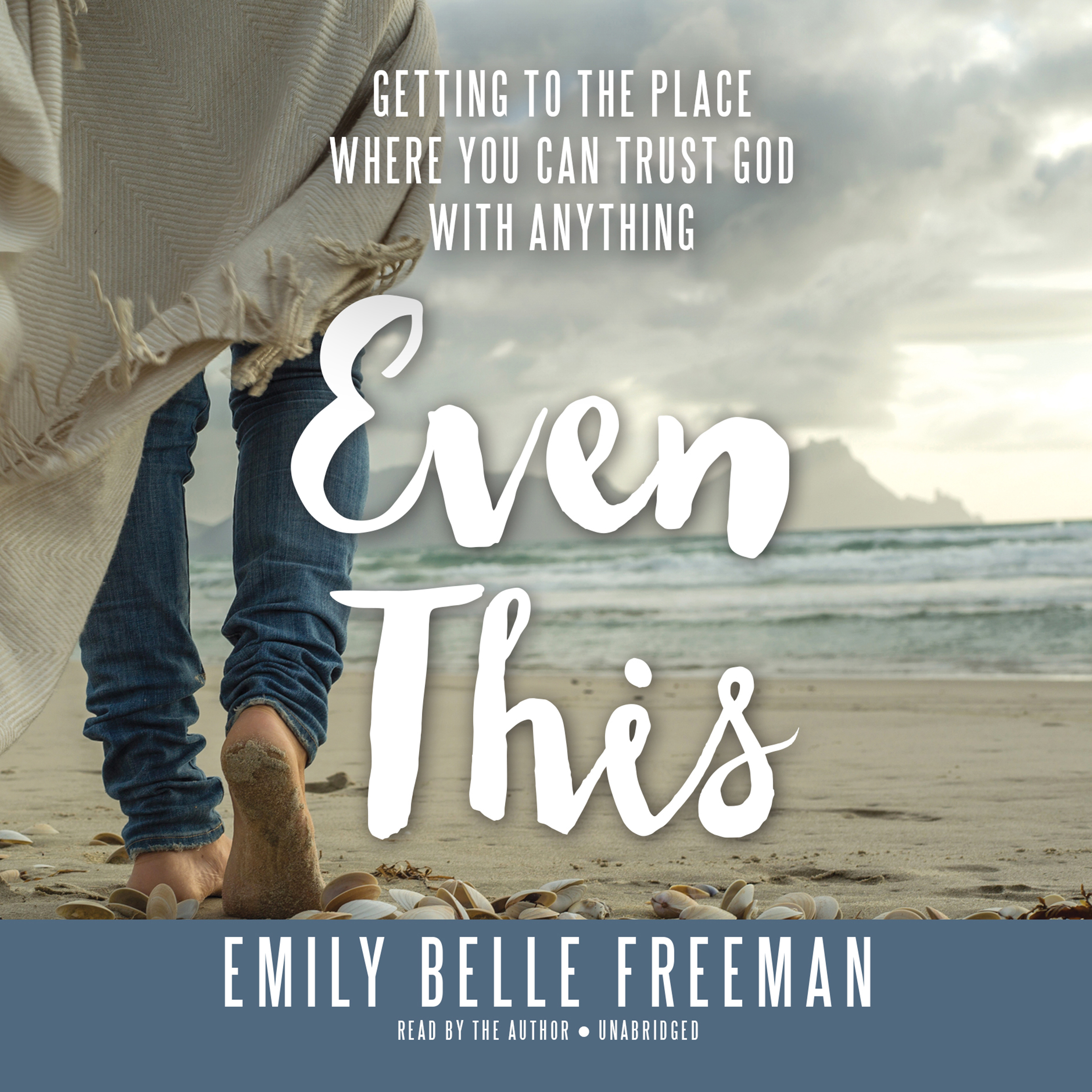 Printable Even This: Getting to the Place Where You Can Trust God with Anything Audiobook Cover Art
