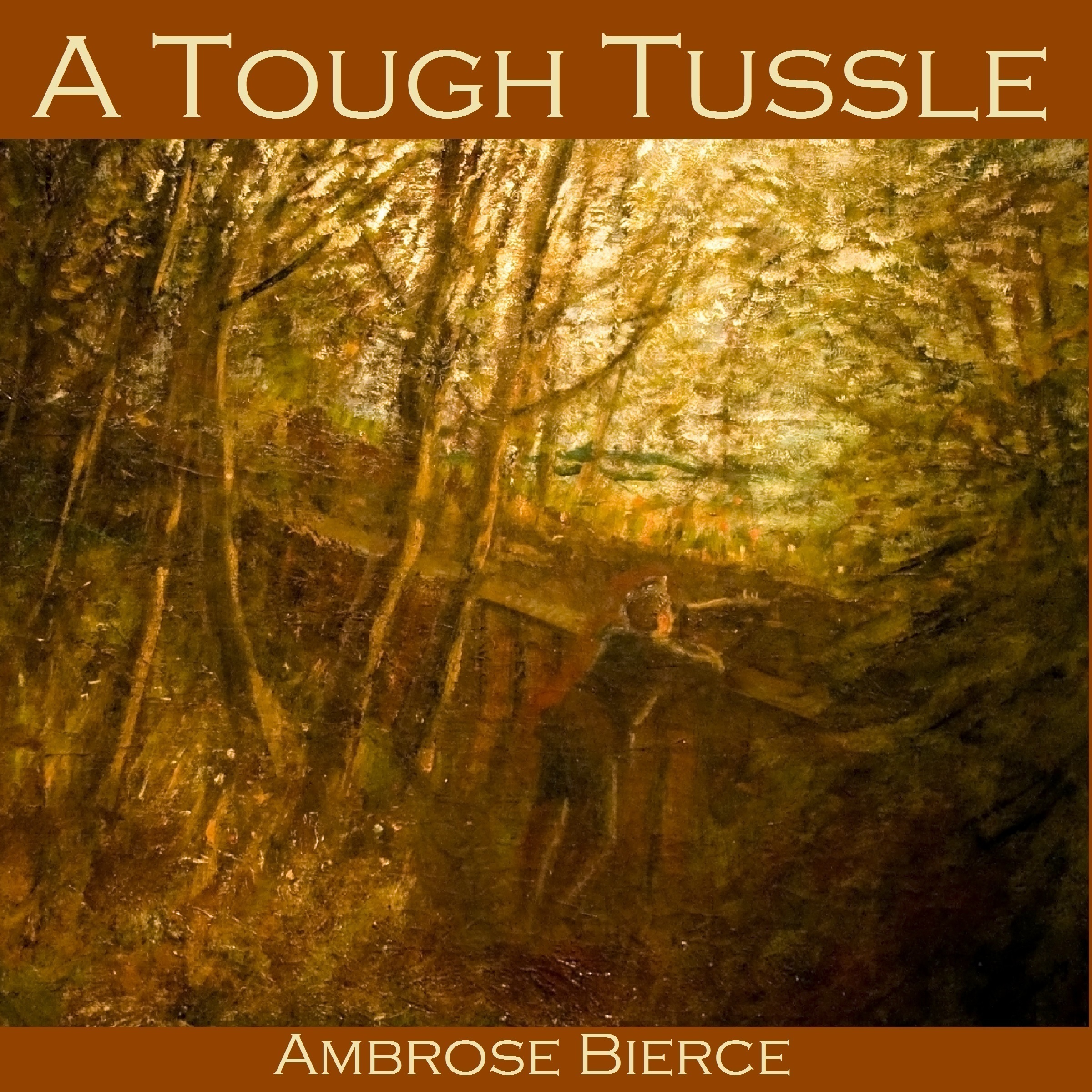 Printable A Tough Tussle Audiobook Cover Art