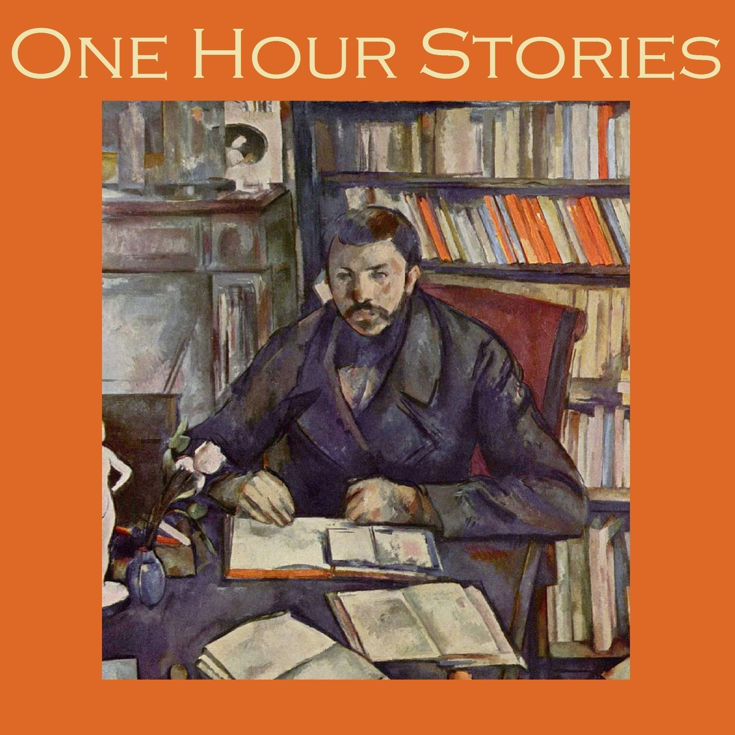 Printable One Hour Stories Audiobook Cover Art