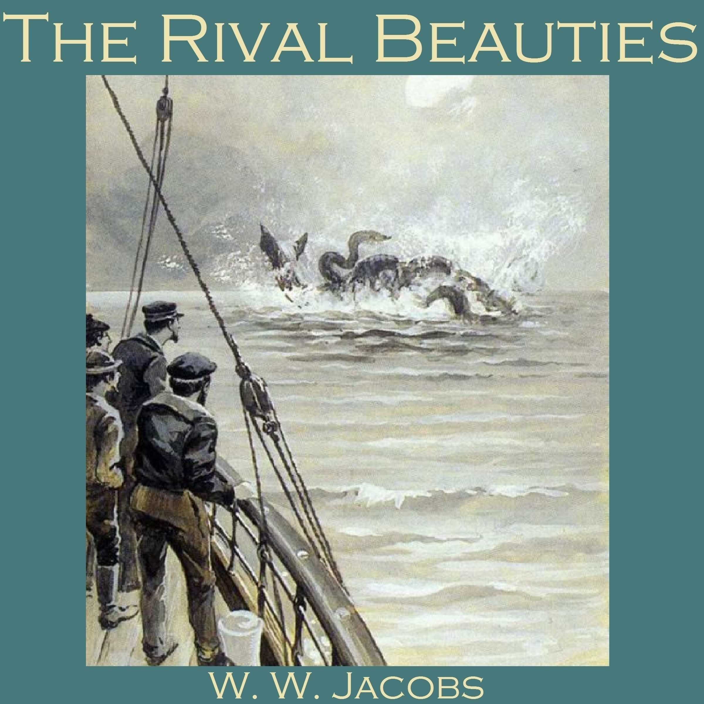 Printable The Rival Beauties Audiobook Cover Art