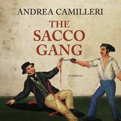 The Sacco Gang Audiobook, by Andrea Camilleri