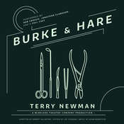 Burke & Hare Audiobook, by Terry Newman