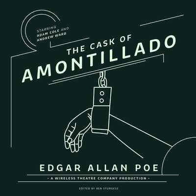 The Cask of Amontillado Audiobook, by Edgar Allan Poe