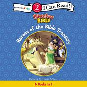 Heroes of the Bible Treasury Audiobook, by ZonderKidz