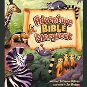 Adventure Bible Storybook Audiobook, by Catherine DeVries