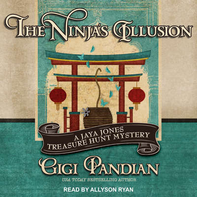 The Ninjas Illusion Audiobook, by Gigi Pandian