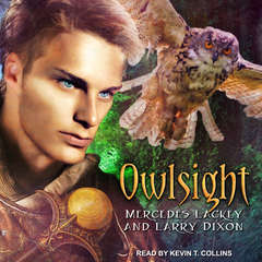 Owlsight Audiobook, by Larry Dixon, Mercedes Lackey