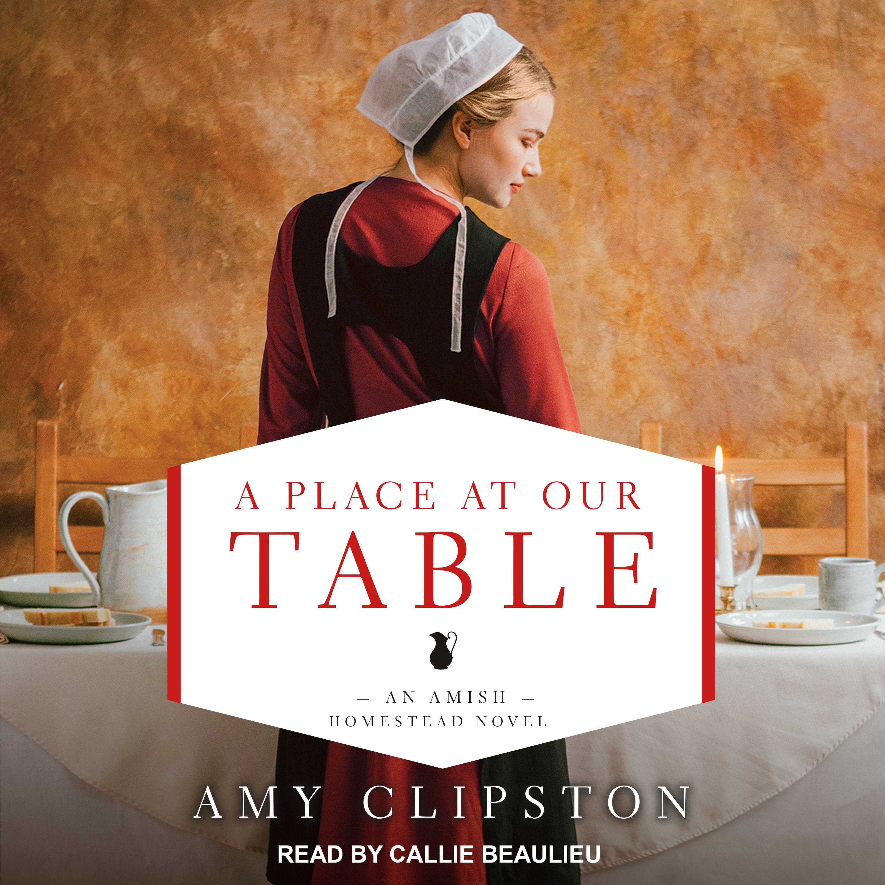 Printable A Place at Our Table Audiobook Cover Art