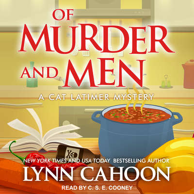 Of Murder and Men Audiobook, by Lynn Cahoon