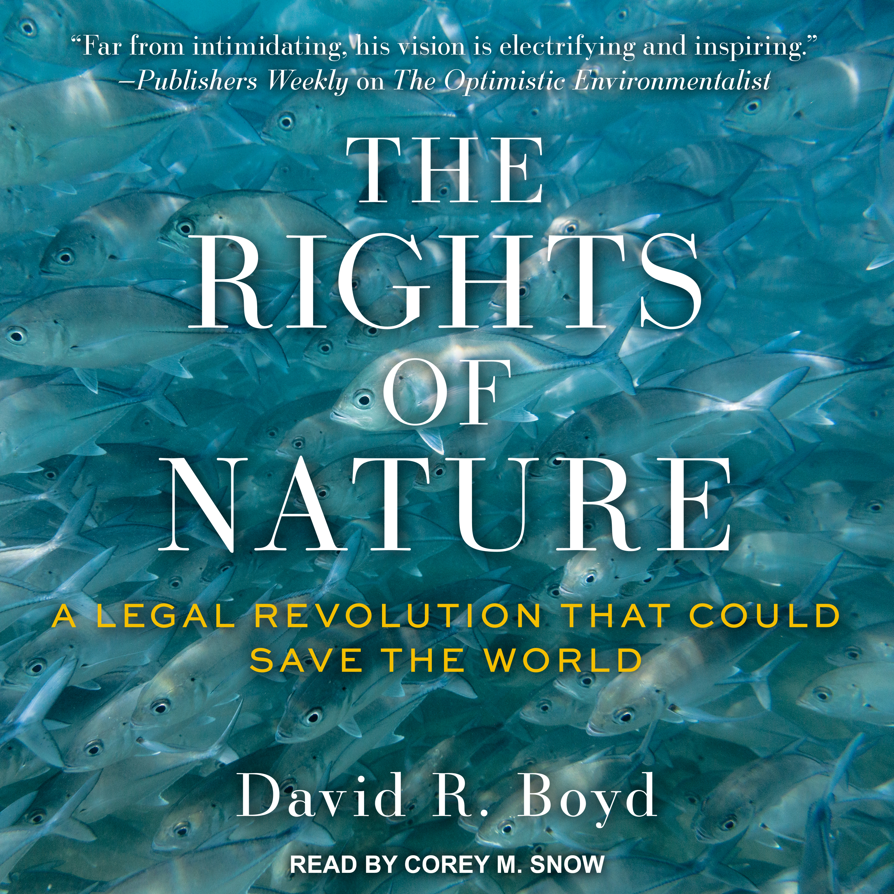 Printable The Rights of Nature: A Legal Revolution That Could Save the World Audiobook Cover Art