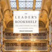 The Leaders Bookshelf Audiobook, by Adm. James  Stavridis, R. Manning Ancell