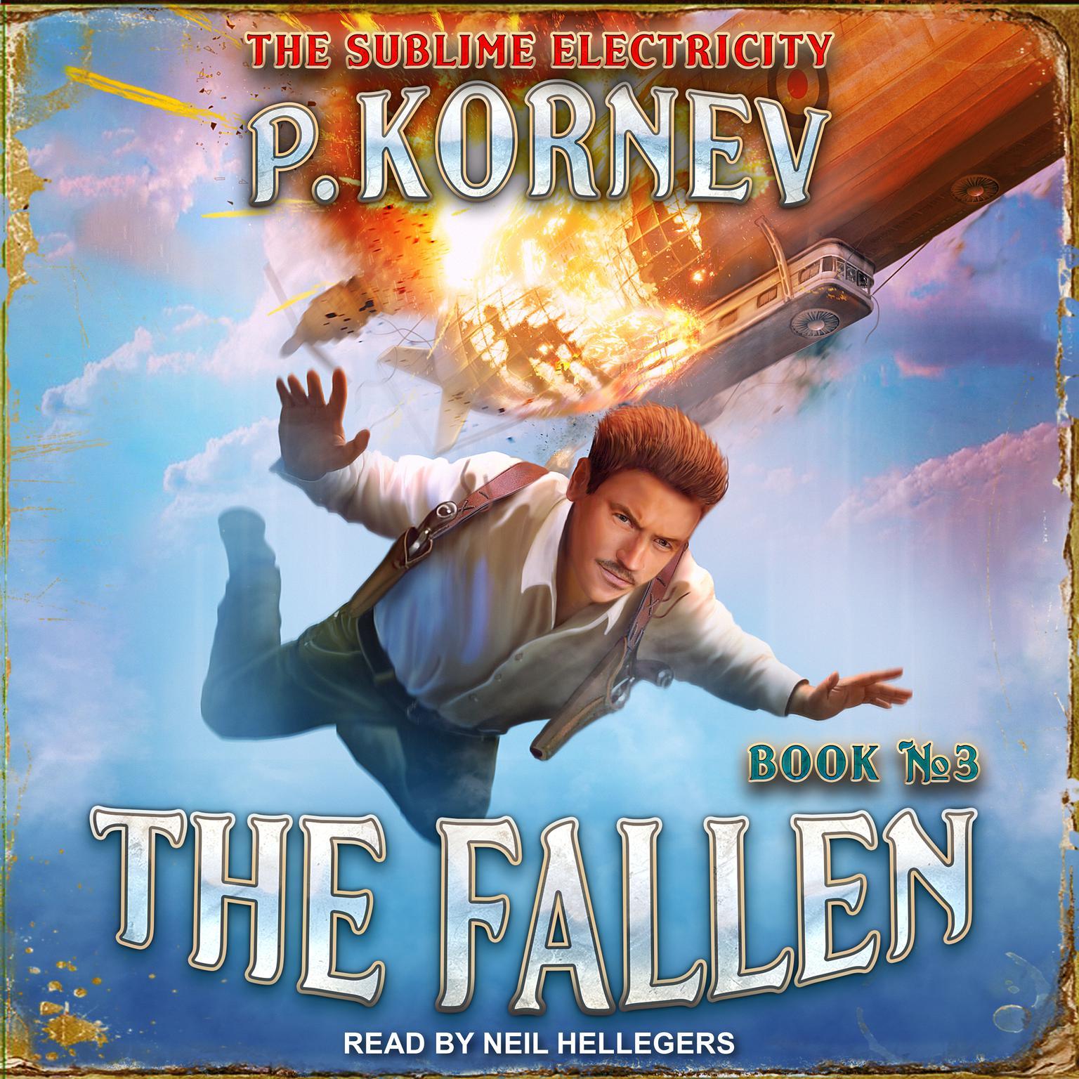 The Fallen Audiobook, by Pavel Kornev