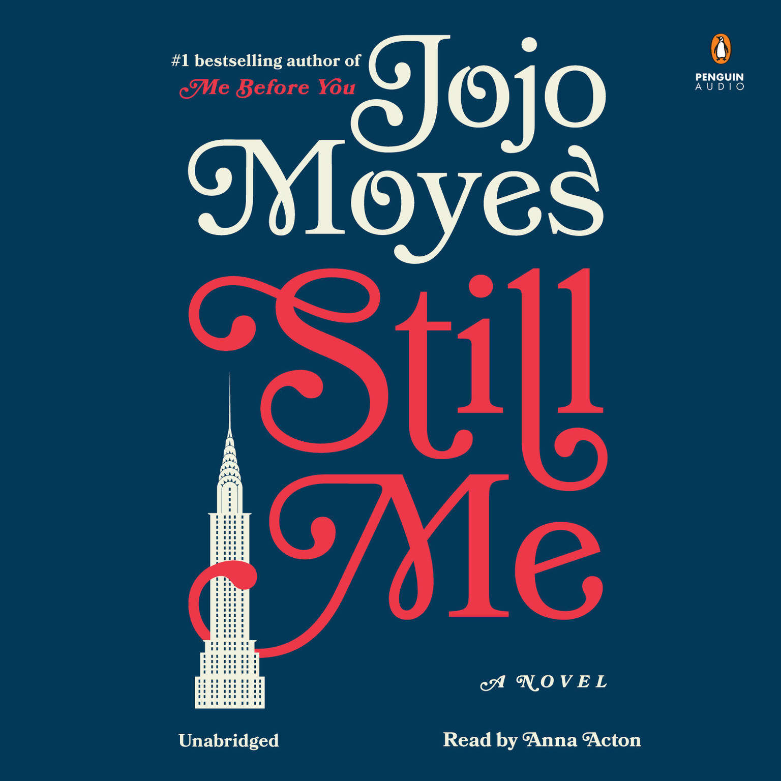 Still Me: A Novel Audiobook, by Jojo Moyes