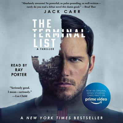 The Terminal List: A Thriller Audiobook, by