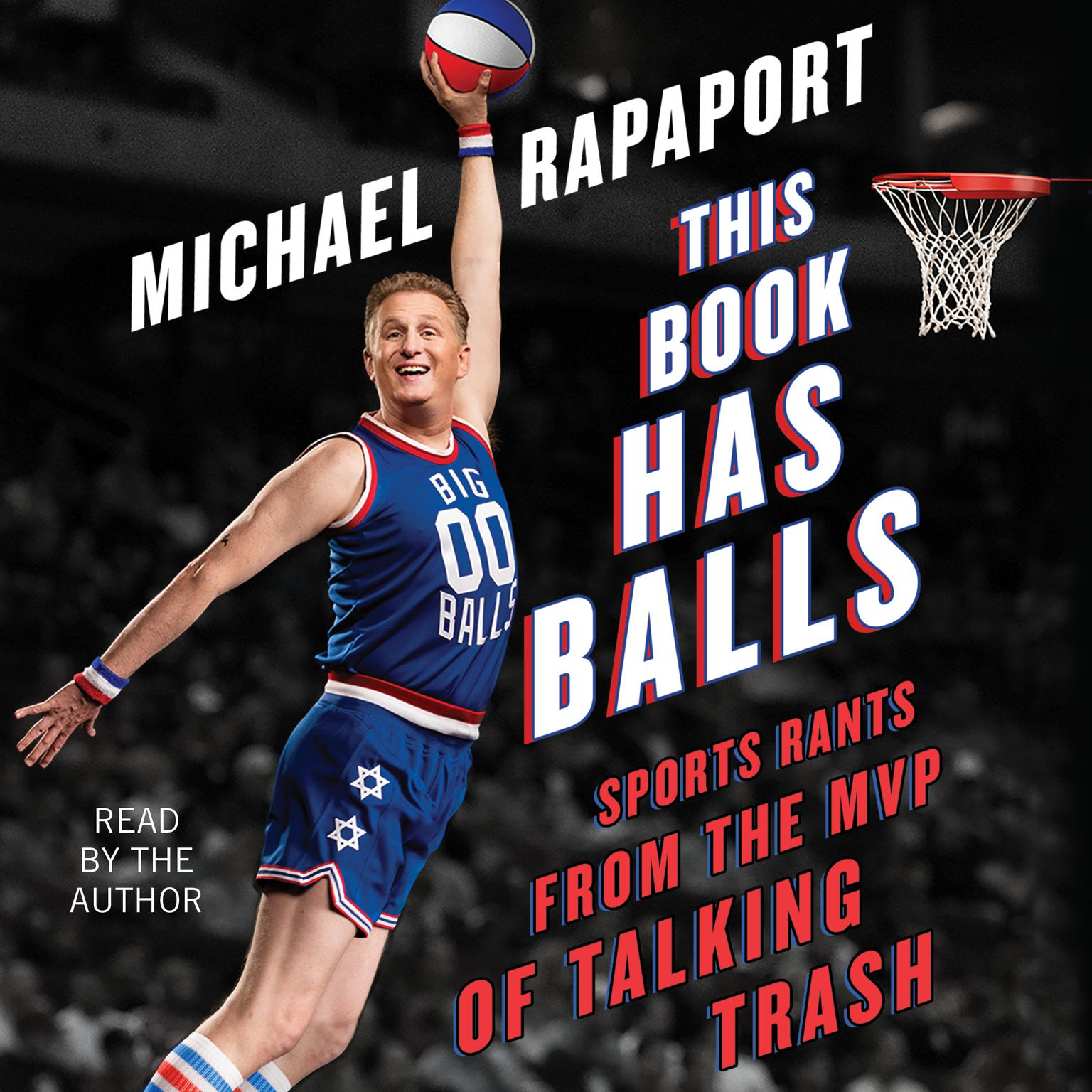 Printable This Book Has Balls: Sports Rants from the MVP of Talking Trash Audiobook Cover Art
