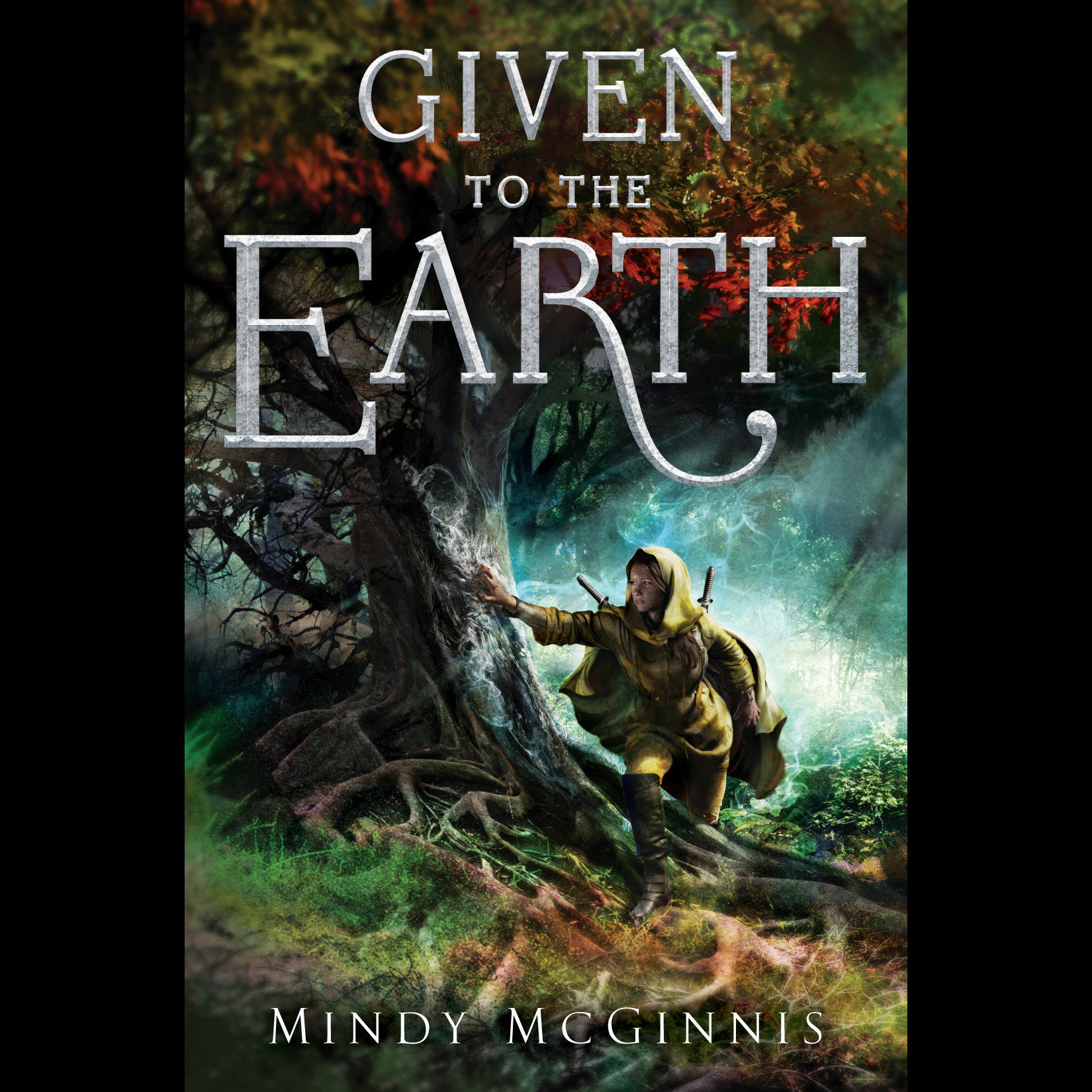 Printable Given To The Earth Audiobook Cover Art