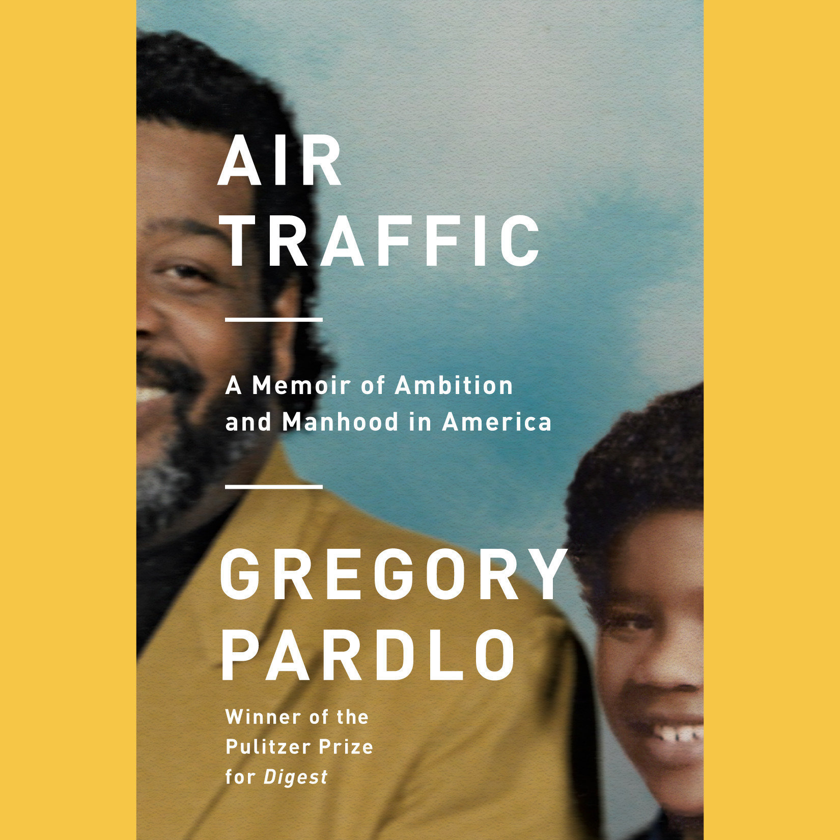 Printable Air Traffic: A Memoir of Ambition and Manhood in America Audiobook Cover Art