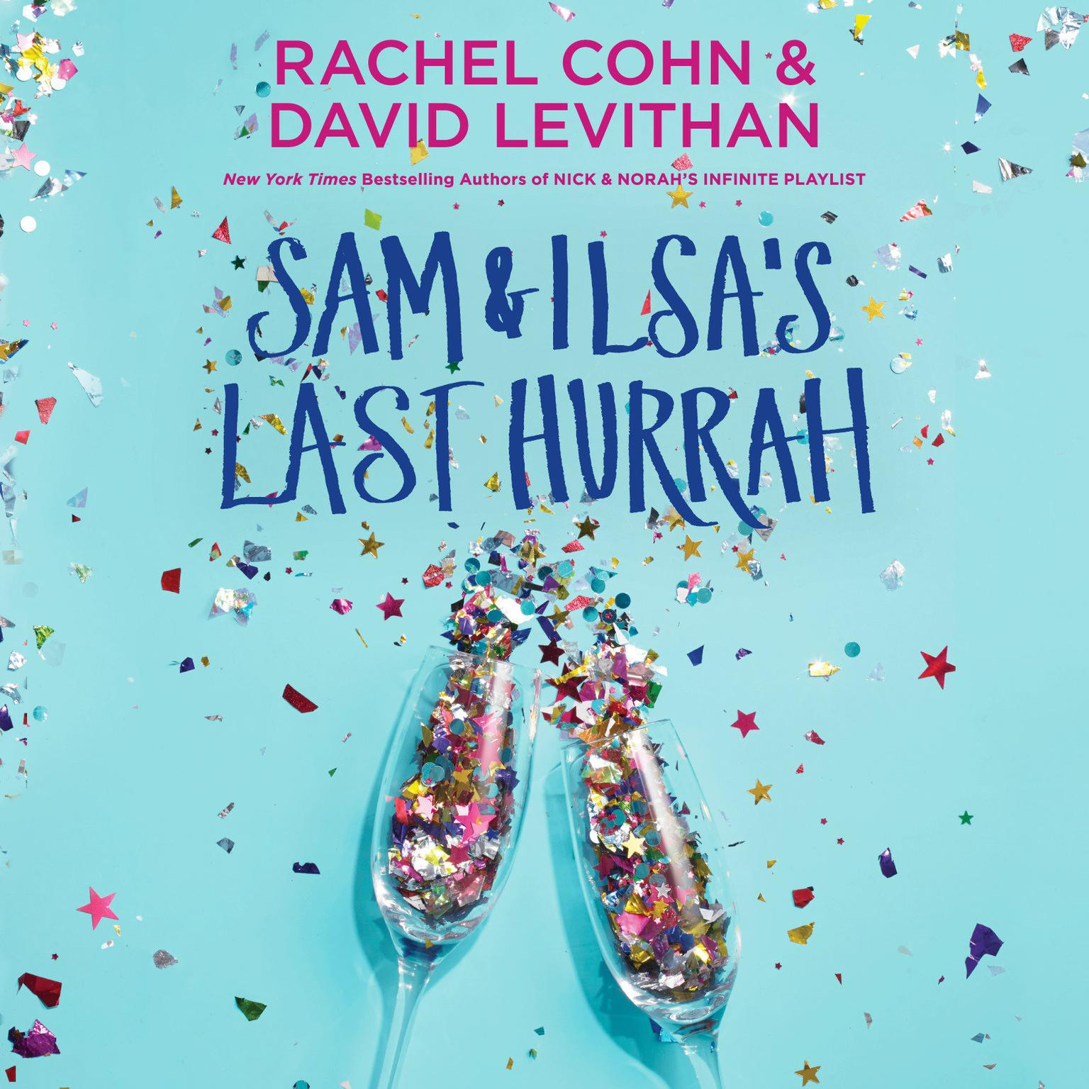 Printable Sam & Ilsa's Last Hurrah Audiobook Cover Art