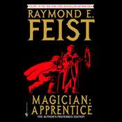 Magician: Apprentice Audiobook, by Raymond E. Feist