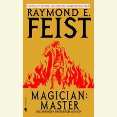 Magician: Master Audiobook, by Raymond E. Feist, Raymond Feist