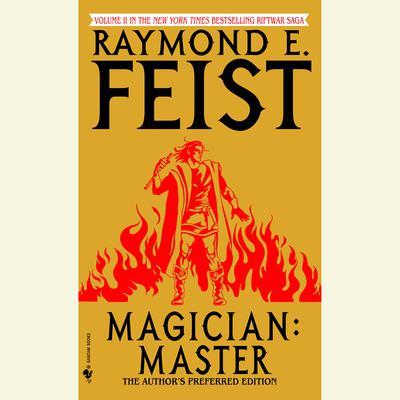 Magician: Master Audiobook, by Raymond E. Feist