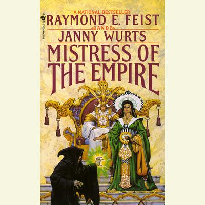 Mistress of the Empire Audiobook, by Raymond E. Feist