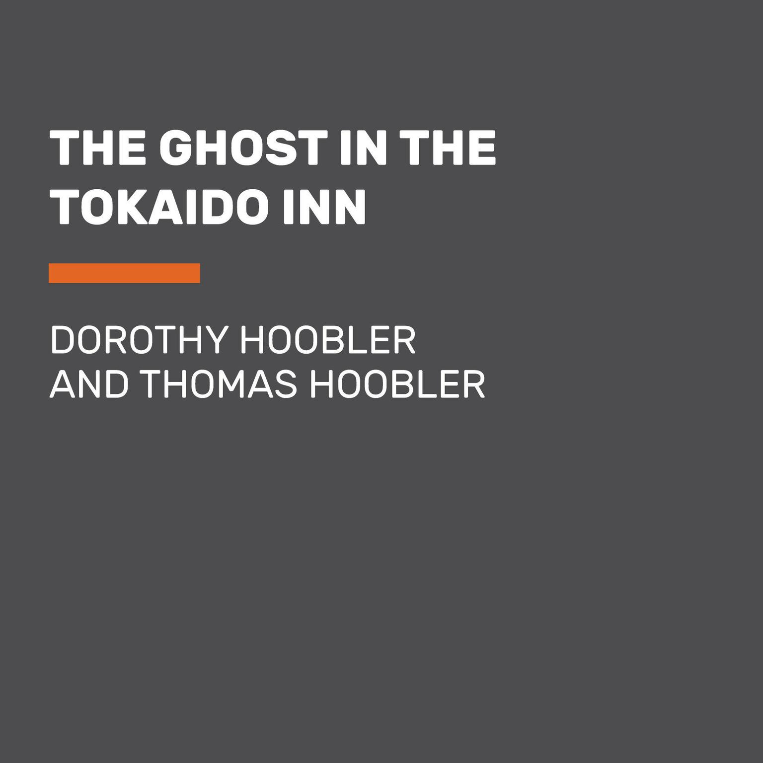 Printable The Ghost in the Tokaido Inn Audiobook Cover Art