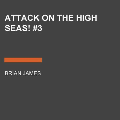 Attack on the High Seas! #3 Audiobook, by Brian James