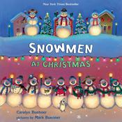 Snowmen at Christmas Audiobook, by Caralyn Buehner