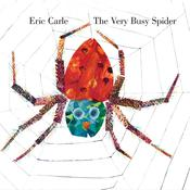 The Very Busy Spider Audiobook, by Eric Carle