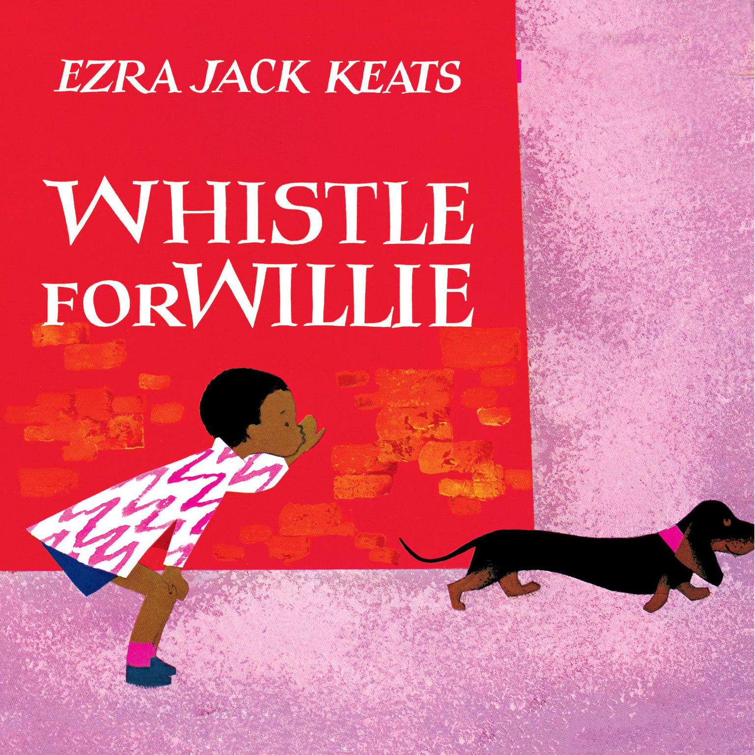 Printable Whistle for Willie Audiobook Cover Art