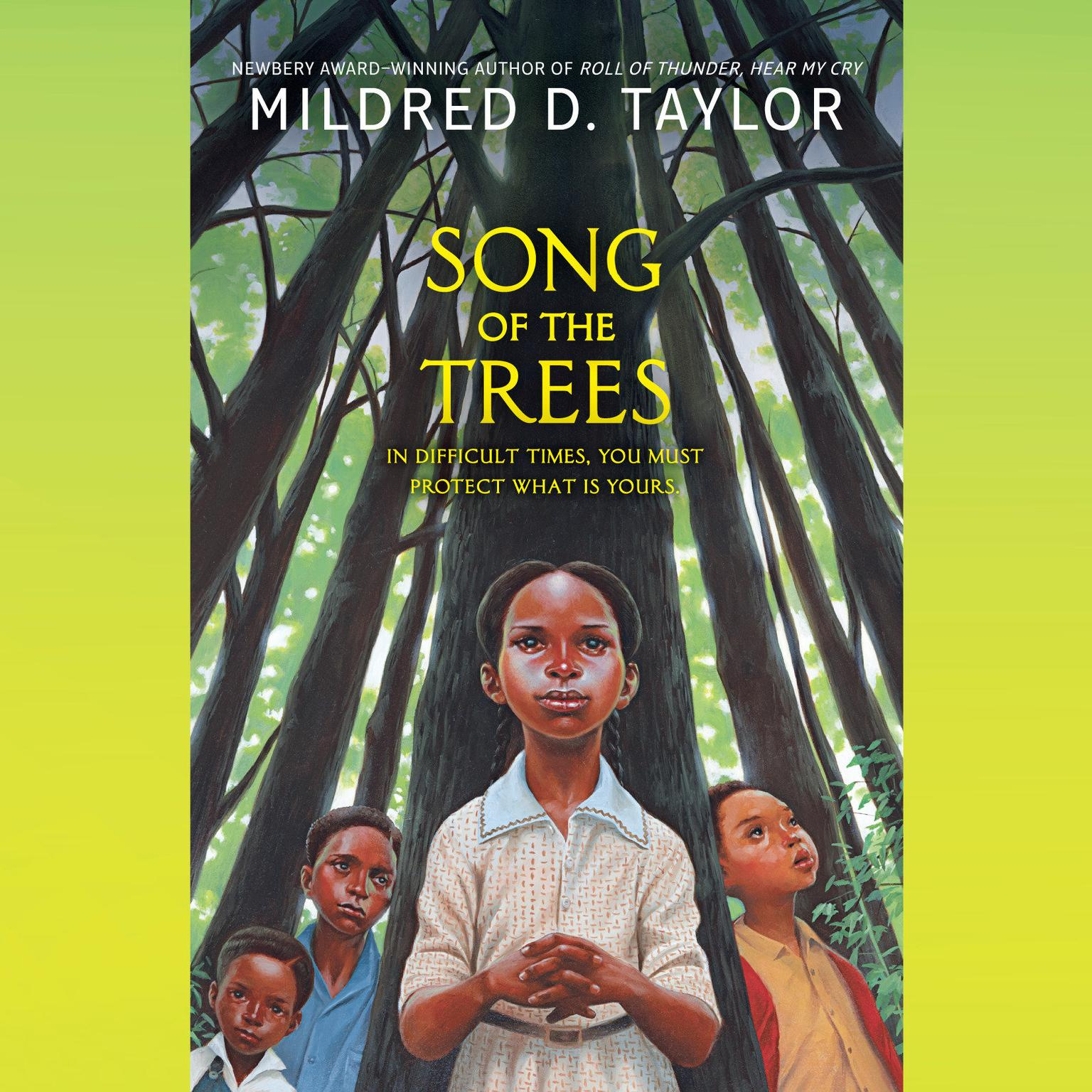 Song of the Trees Audiobook, by Mildred D. Taylor