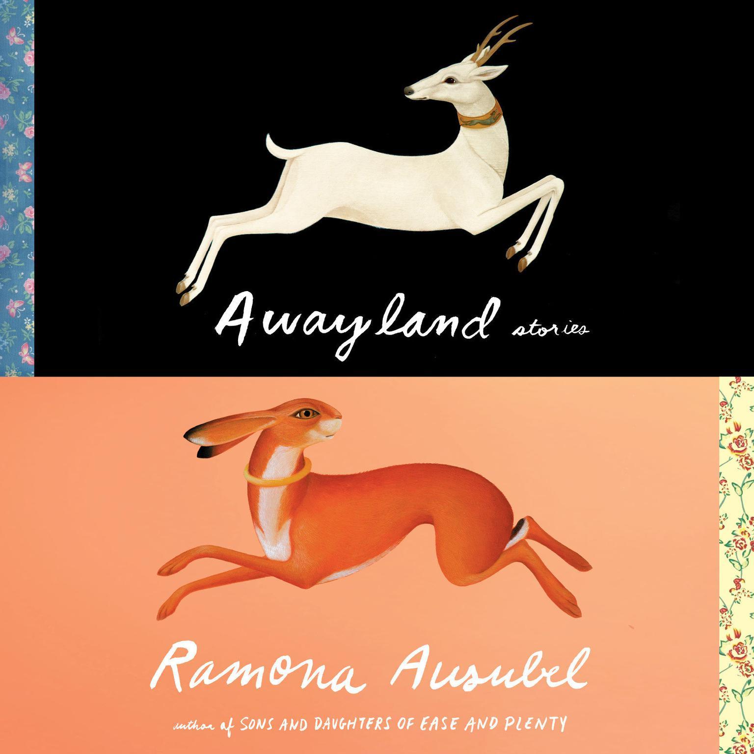 Printable Awayland: Stories Audiobook Cover Art