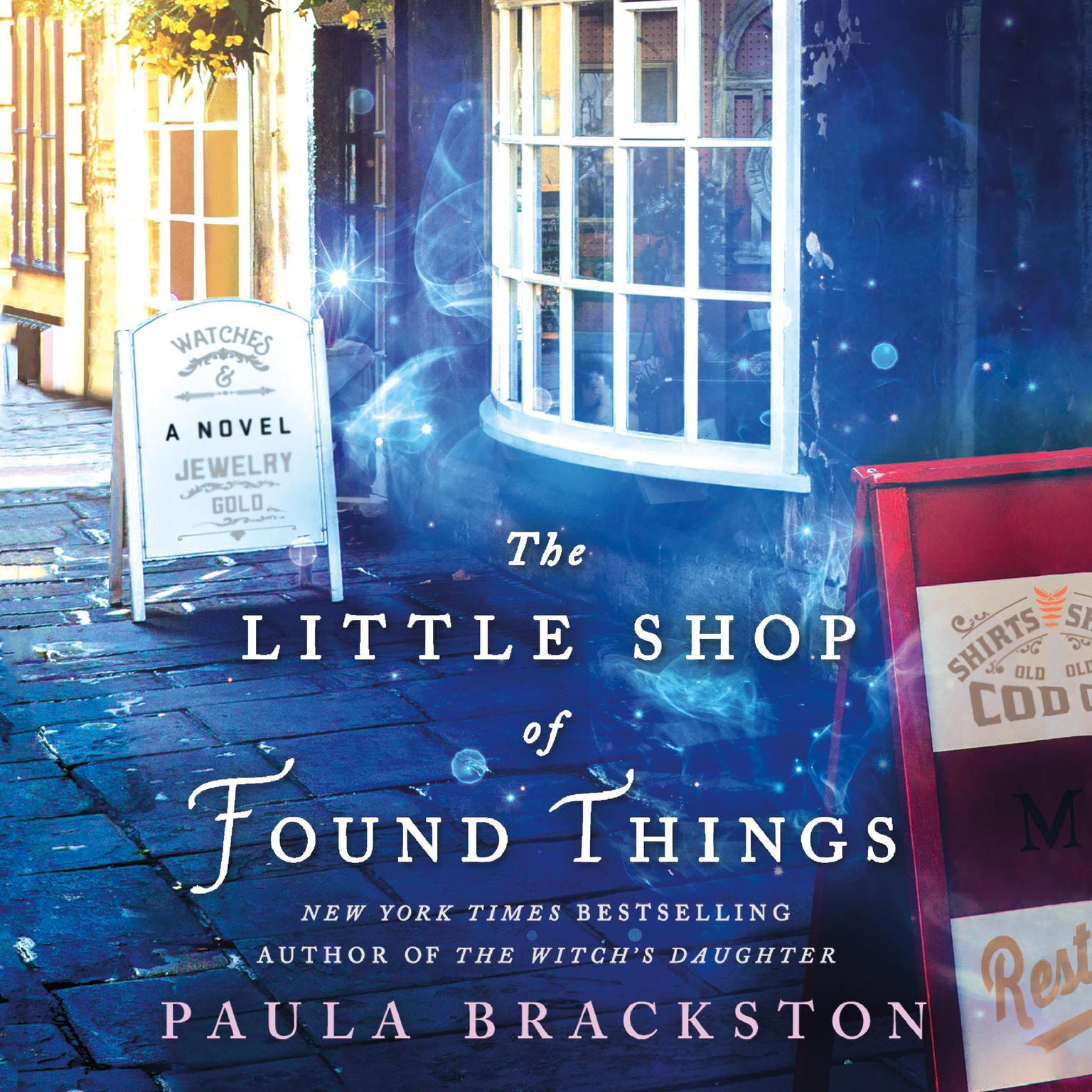 Printable The Little Shop of Found Things: A Novel Audiobook Cover Art