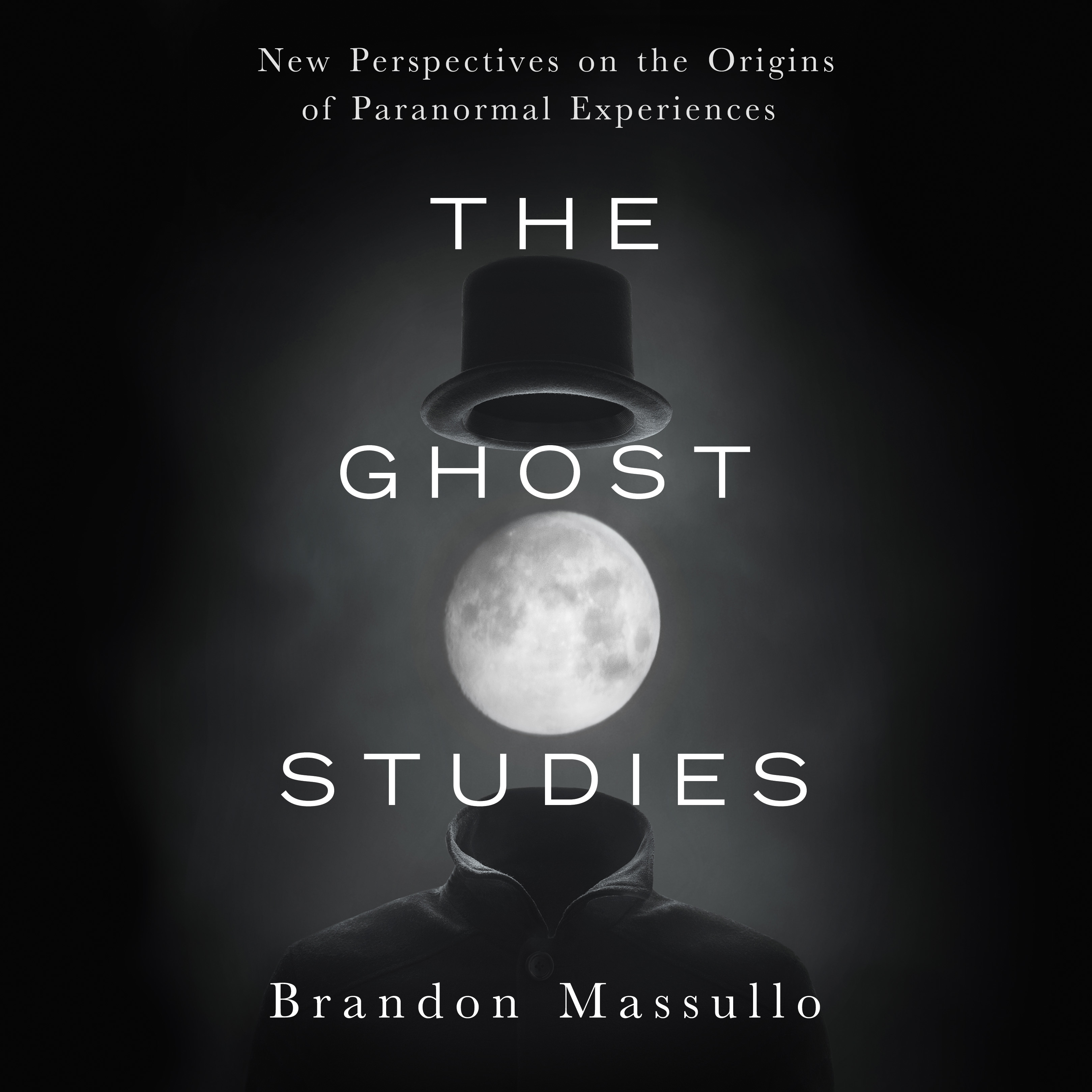 Printable The Ghost Studies: New Perspectives on the Origins of Paranormal Experiences Audiobook Cover Art