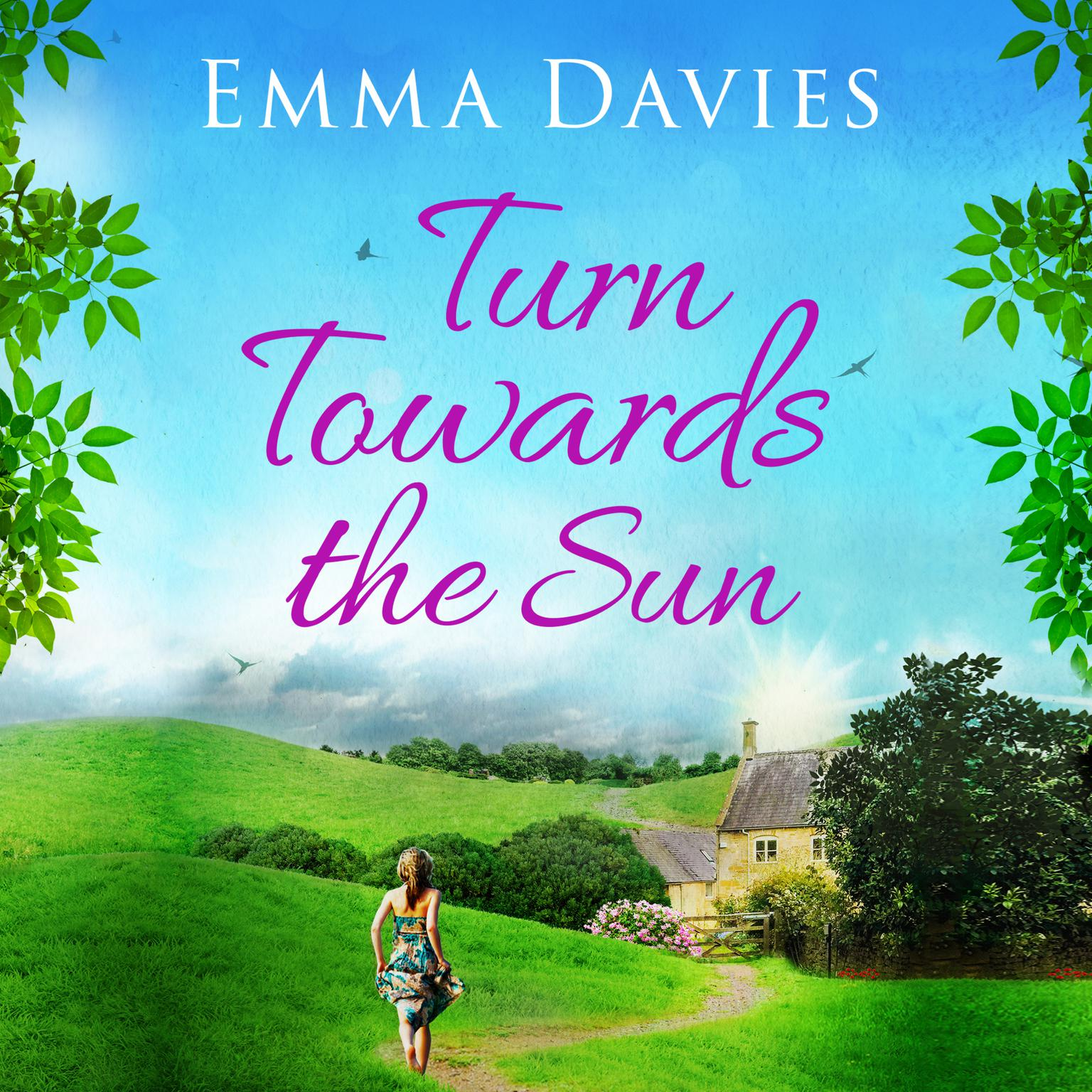 Printable Turn Towards The Sun Audiobook Cover Art