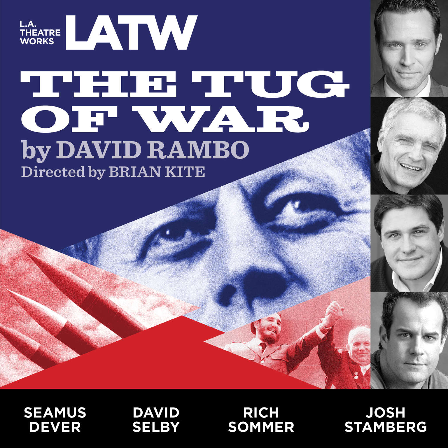 The Tug of War Audiobook, by David Rambo