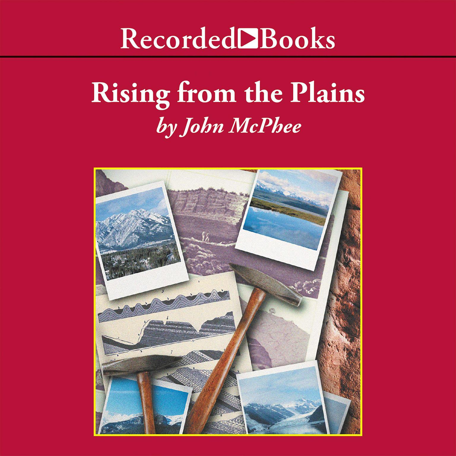 Printable Rising From the Plains Audiobook Cover Art