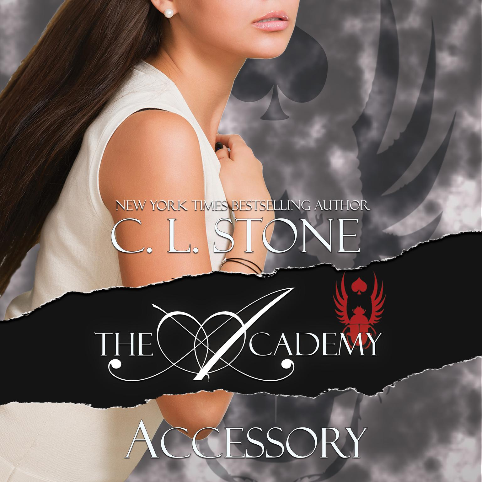 Accessory Audiobook, by C. L. Stone