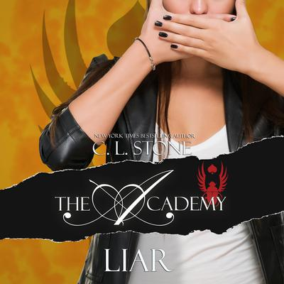 Liar Audiobook, by C. L. Stone