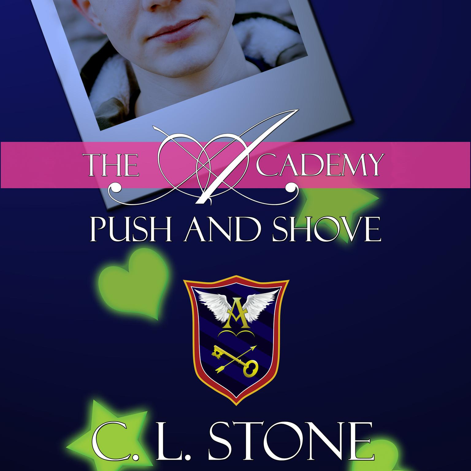 Push and Shove Audiobook, by C. L. Stone