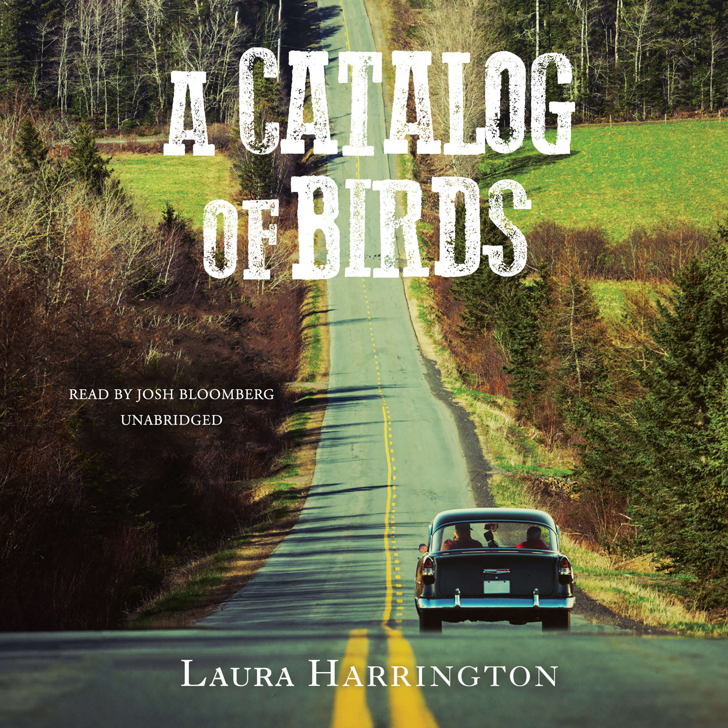 Printable A Catalog of Birds Audiobook Cover Art