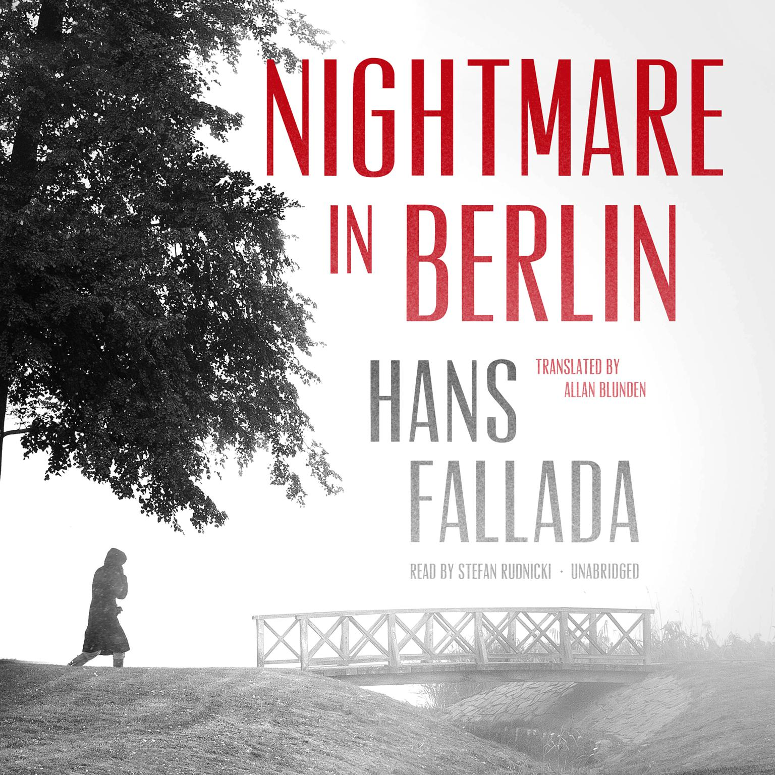 Printable Nightmare in Berlin Audiobook Cover Art
