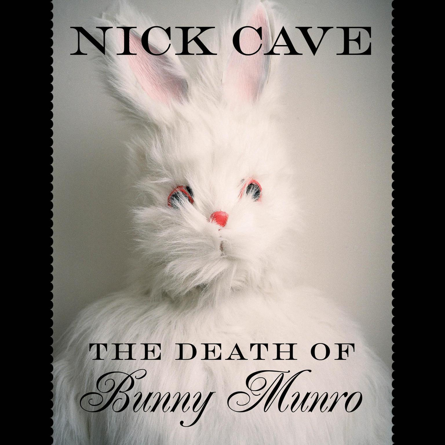 Printable Death Of Bunny Munroe: A Novel Audiobook Cover Art