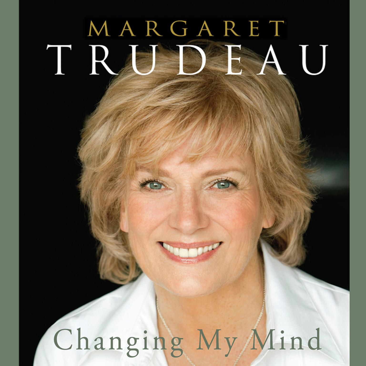 Printable Changing My Mind: A Memoir Audiobook Cover Art